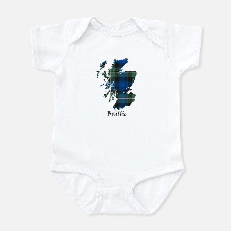 Map - Baillie Infant Bodysuit