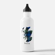 Map - Baillie Sports Water Bottle