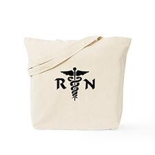 RN Medical Symbol Tote Bag