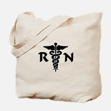 RN Medical Symbol Tote Bag