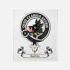 Badge - Baillie Throw Blanket