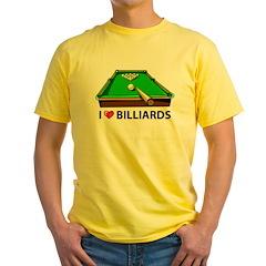 I Love Billiards T
