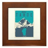 Lake tahoe Framed Tiles