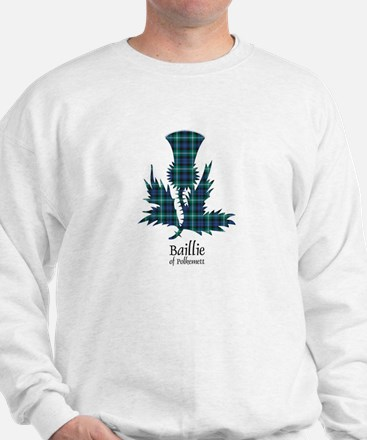 Thistle - Baillie of Polkemett Sweatshirt