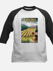 Sonoma County Wine Country Baseball Jersey