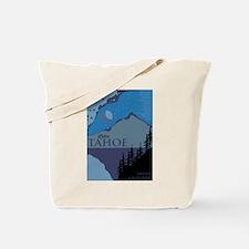 Cool Lake tahoe Tote Bag