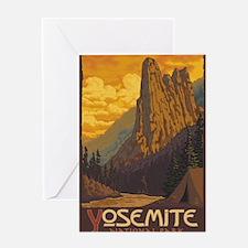 Yosemite National Park, California - Sentinel Gree