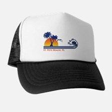 St. Pete Beach FL Trucker Hat