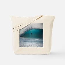 Cute Backlight Tote Bag