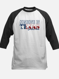 someone_texas_lovesbk Baseball Jersey