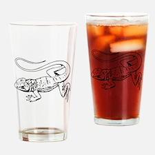Lizard Drinking Glass