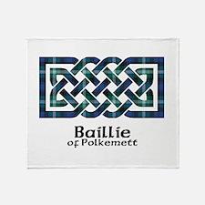 Knot - Baillie of Polkemett Throw Blanket