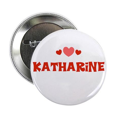 """Katharine 2.25"""" Button"""