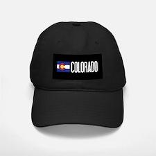 Colorado: Coloradan Flag & Colorado Baseball Hat
