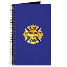 Firefighters Girlfriend Journal