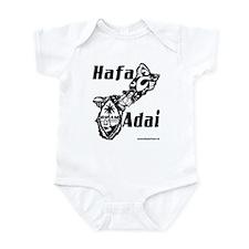Hafa Adai Infant Bodysuit