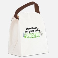 Try Science Canvas Lunch Bag