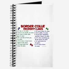 Border Collie Property Laws 2 Journal