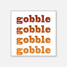 gobble gobble Sticker