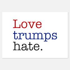 Love Trumps Hate Invitations