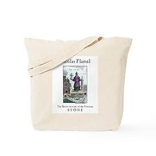 Tote Bag - Nicolas Flamel 2