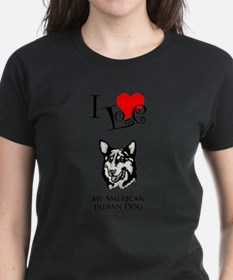 American Indian Dog T-Shirt