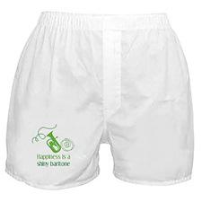 Shiny Baritone Boxer Shorts