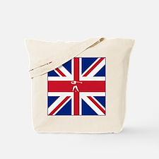 Team Golf Britain Tote Bag