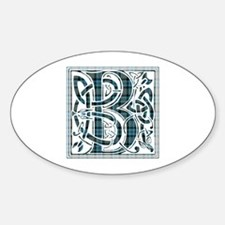 Monogram - Baird Decal