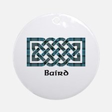 Knot - Baird Ornament (Round)