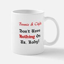 Bonnie & Clyde Mugs