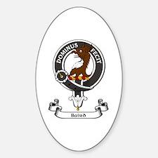 Badge - Baird Sticker (Oval)