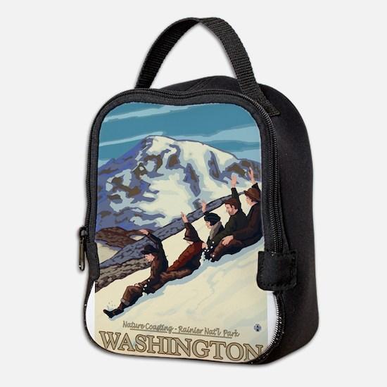Mount Rainier, Washington - Nature Coasting Neopre