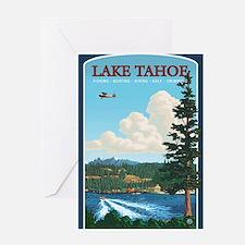 Lake Tahoe, California Greeting Cards