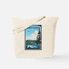 Lake Tahoe, California Tote Bag