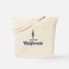 Lakeep Tahoe. Tote Bag