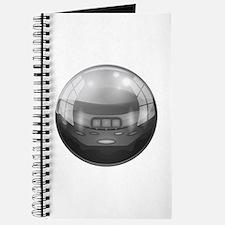 Silverball Pinball Ball Vector Journal