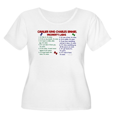Cavalier King Charles Property Laws 2 Women's Plus