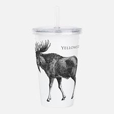 Yellowstone Acrylic Double-wall Tumbler