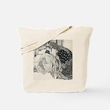 Spanking art Tote Bag