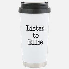 Cute Boss funny Travel Mug
