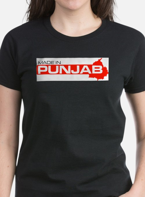 Made in Punjab Ash Grey T-Shirt