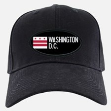Washington D.C.: Washington D.C. Flag Baseball Hat
