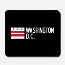 Washington D.C.: Washington D.C. Flag Mousepad