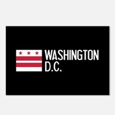 Washington D.C.: Washingt Postcards (Package of 8)