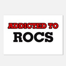 Addicted to Rocs Postcards (Package of 8)
