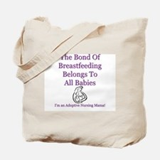 Funny Support midwifery Tote Bag