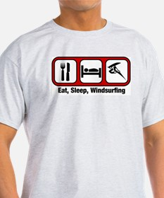 Eat, Sleep, Windsurfing T-Shirt