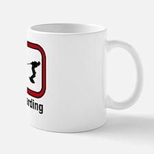 Eat, Sleep, Wakeboarding Small Small Mug