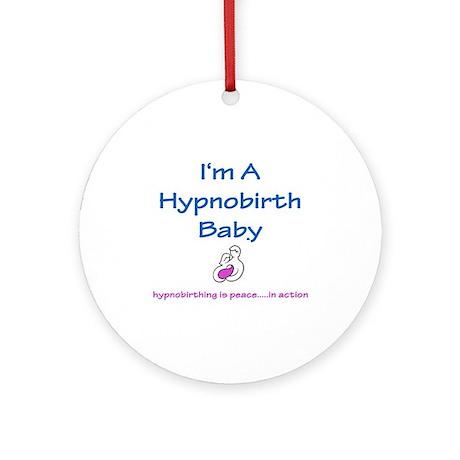 Hypnobirthing Advocacy Keepsake (Round)